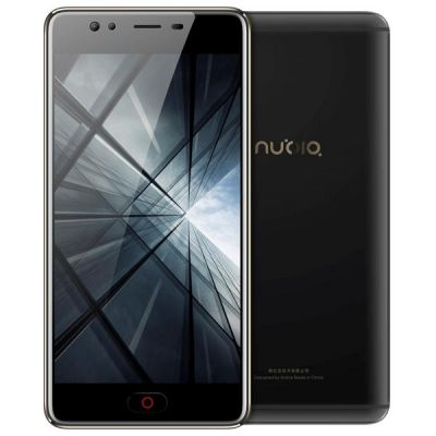 nubia M2 lite black gold 3GB 64GB Dual-SIM Android Smartphone - Preisvergleich