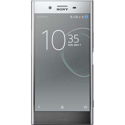 Sony Xperia XZ Premium luminous chrome Android 7.1 Smartphone - Preisvergleich