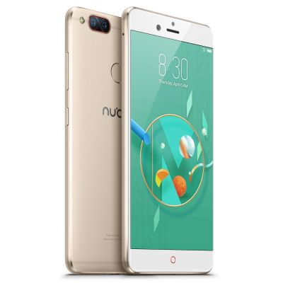 nubia Z17 mini champagne gold 4GB 64GB Dual-SIM Android Smartphone - Preisvergleich