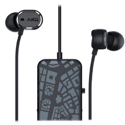 AKG  In-Ear Kopfhörer mit Geräuschunterdrückung und Headset Funktion »N20NC«