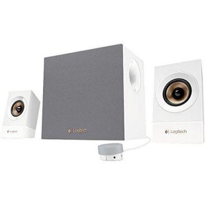 Logitech Z533 2.1 Lautsprechersystem mit Subwoofer Weiß 980-001255 - Preisvergleich