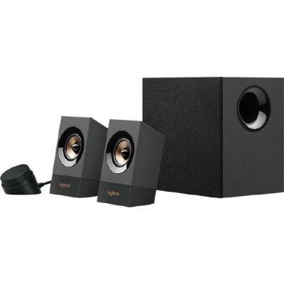 Logitech Z537 2.1 Bluetooth Lautsprechersystem mit Subwoofer Schwarz 980-001272 - Preisvergleich