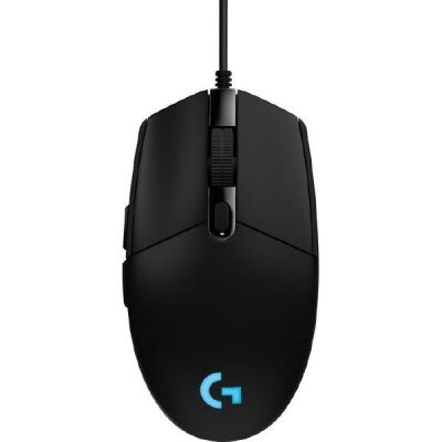 Logitech G203 Prodigy Gaming Maus Schwarz 910-004845 - Preisvergleich