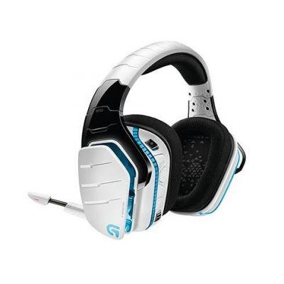 Logitech G933 Artemis Spectrum Kabelloses 7.1 Gaming Headset Snow Edition Weiß - Preisvergleich