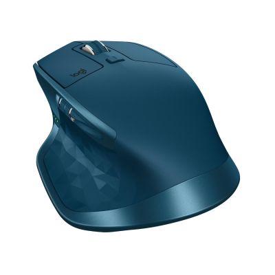 Vorschaubild von Logitech MX Master 2S Kabellose Maus PC/Mac Midnight Teal 910-005140