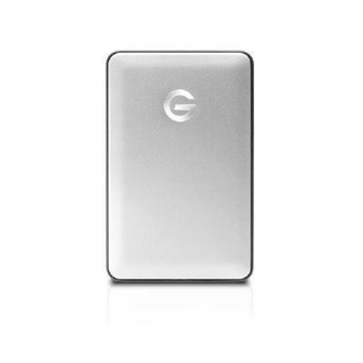 G Technology G-Technology G-DRIVE Mobile 1TB USB-C 3.1 Gen1 2,5zoll 7200rpm silber