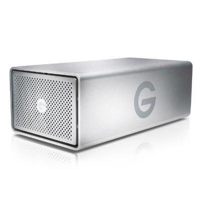 G Technology G-Technology G-RAID USB 8TB USB3.0 3,5zoll SATA600 7200rpm silber