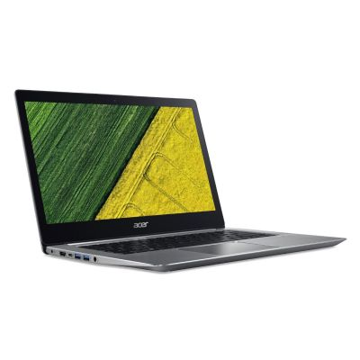 Acer  Swift 3 Notebook silber i5-7200U PCIe SSD Full HD IPS GF MX150 ohne Windows