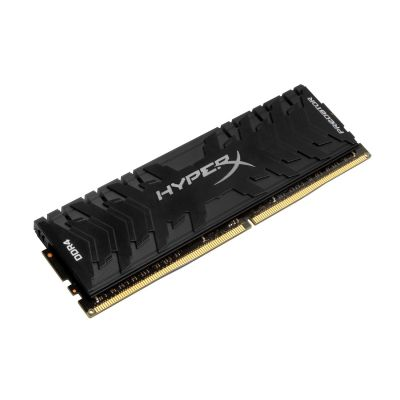 HyperX 16GB (1x16GB)  Predator DDR4-2400 CL12 RAM