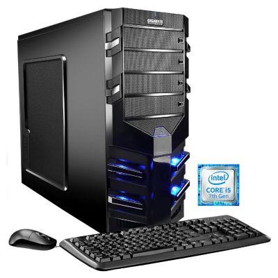 Hyrican  Alpha Gaming 5603 i5-7400 8GB 2TB 16GB Optane GTX 1060 Windows 10