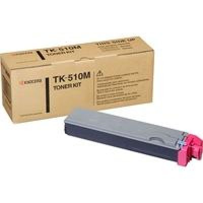 Kyocera 1T02F3BEU0 Toner magenta TK 510M - Preisvergleich