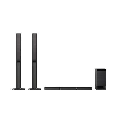 Sony  HT-RT4 5.1 Soundbar Home Entertainment-System mit Bluetooth schwarz