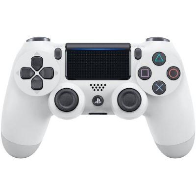 Sony Dualshock 4 (2016) Wireless Controller weiß für PS4 - Preisvergleich