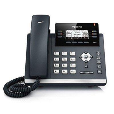 Yealink SIP-T42S VoIP Telefon SIP, SIP v2 - Preisvergleich