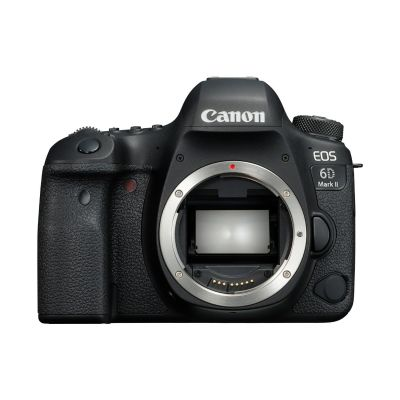 Canon EOS 6D Mark II Gehäuse Spiegelreflexkamera