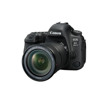 Canon  EOS 6D Mark II Kit + EF 24-105 IS STM