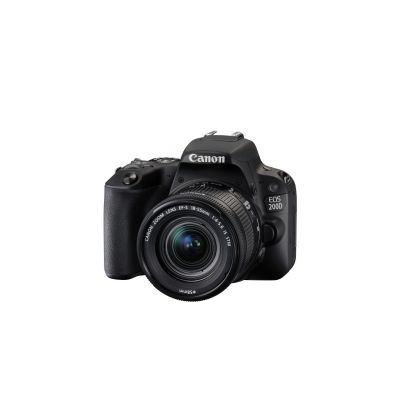 Canon  EOS 200D Kit 18-55mm IS STM Spiegelreflexkamera