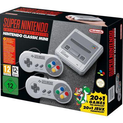 Nintendo Classic Mini: Super Nintendo Konsole (...