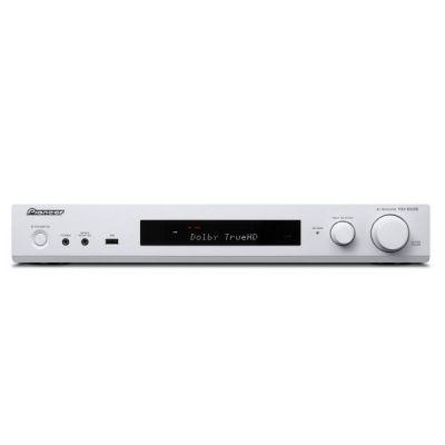 Pioneer VSX-S520D 6.2 AV Receiver, DAB+, Bluetooth, Webradio, Spotify, weiß - Preisvergleich