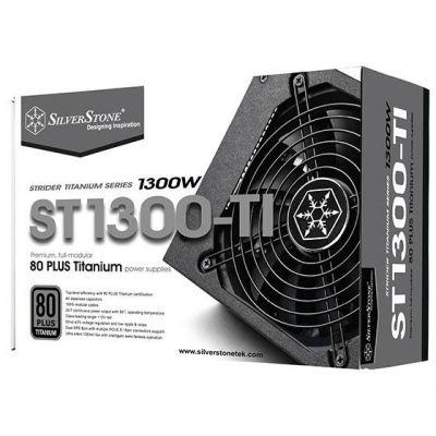 SilverStone Strider Titanium SST-ST1300-TI 1300W ATX Netzteil modular - Preisvergleich