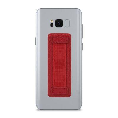 StilGut Smartphone-Fingerhalterung, rot - Preisvergleich