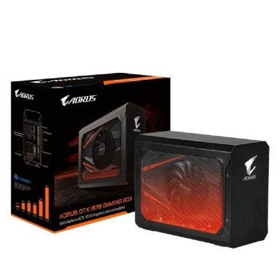 Gigabyte AORUS GeForce GTX 1070 Gaming Box, Grafikkarte