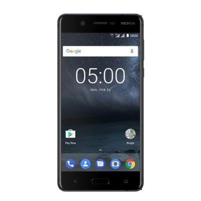 Nokia 5 16GB matt-schwarz Dual-SIM Android 7.1 Smartphone - Preisvergleich