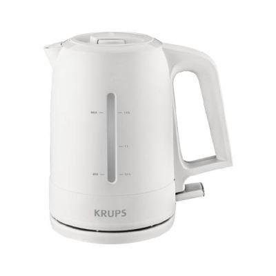 Krups BW2441 ProAroma Wasserkocher 1,6l weiß