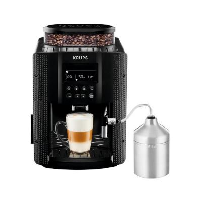 Krups EA 8160 Espresso-Kaffee-Vollautomat Schwarz