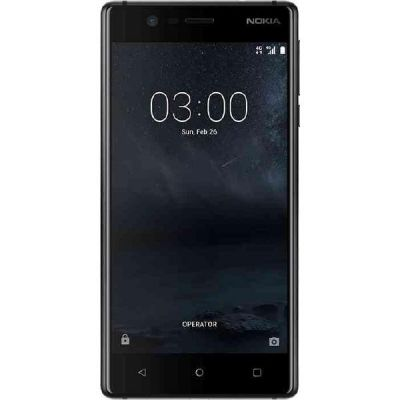 Nokia 3 16GB schwarz Android™ 7.0 Smartphone - Preisvergleich