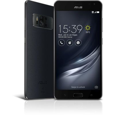 Asus .ASUS ZenFone AR ZS571KL-2A003A schwarz 128 GB Dual-SIM Android 7.0 Smartphone
