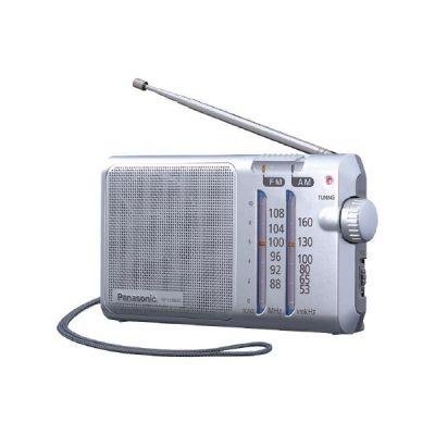 Panasonic RF-U160DEG-S Tragbares Radio silber - Preisvergleich