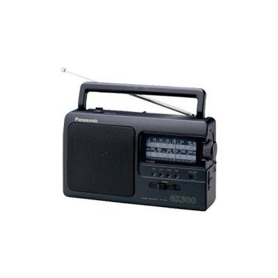 Panasonic RF-3500E9-K Tragbares Radio schwarz - Preisvergleich