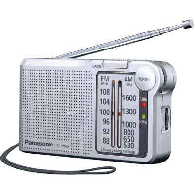 Panasonic RF-P150DEG-S Tragbares Radio silber - Preisvergleich