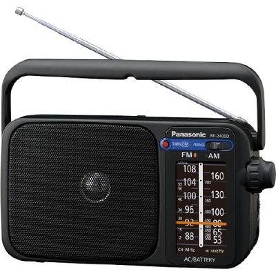 Panasonic RF-2400DEG-K Tragbares Radio schwarz - Preisvergleich