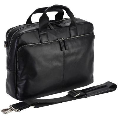 StilGut Kollwitz Notebooktasche bis 15 zoll, schwarz - Preisvergleich