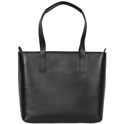 StilGut Viktoria Notebooktasche bis 14 zoll, schwarz - Preisvergleich