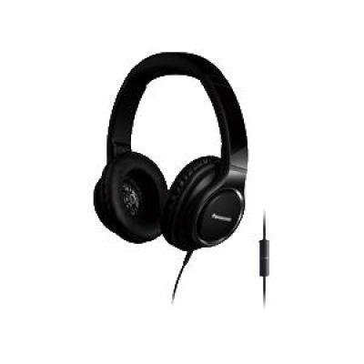 Panasonic RP-HD6ME-K Over-Ear High-Resolution Kopfhörer Schwarz - Preisvergleich