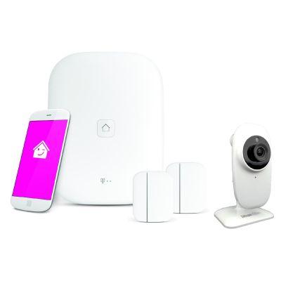 Deutsche Telekom  Smart Home Starterset Sicherheit mit Innenkamera