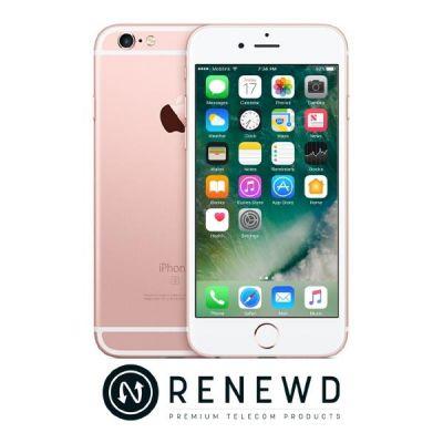 Apple iPhone 6S 64 GB Roségold Renewd - Preisvergleich
