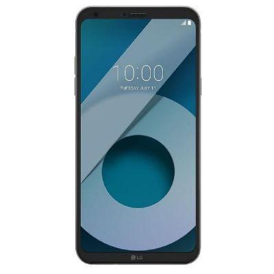 LG Q6 M700N 32GB ice platinum Android 7.1 Smartphone - Preisvergleich