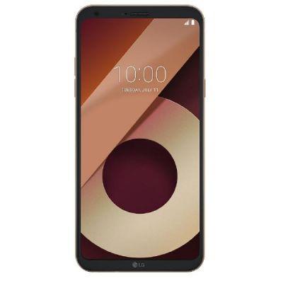 LG Q6 M700N 32GB terra gold Android 7.1 Smartphone - Preisvergleich