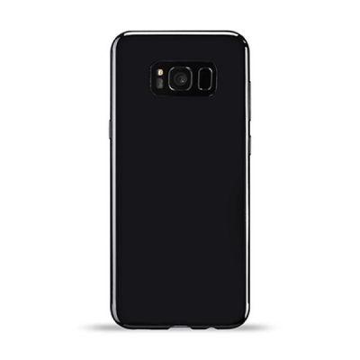 Artwizz NoCase Backcover für Samsung Galaxy S8+, schwarz transluzent
