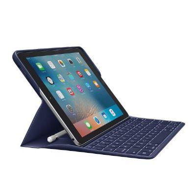 Logi Create Tastaturhülle für iPad Pro 12,9 Blau 920-008122 - Preisvergleich