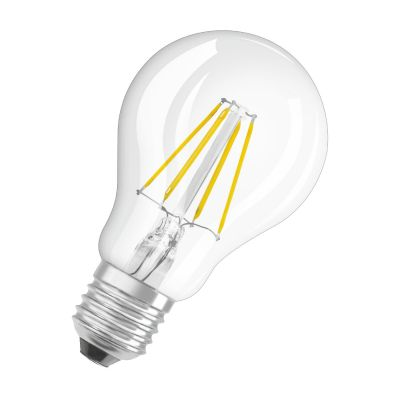 Osram E27 4W 827 LED-Filament-Lampe 2er Set