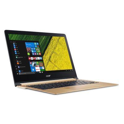 Acer Swift 7 SF713-51-M319 Notebook schwarz/gold i5-7Y54 SSD Full HD Windows 10 - Preisvergleich
