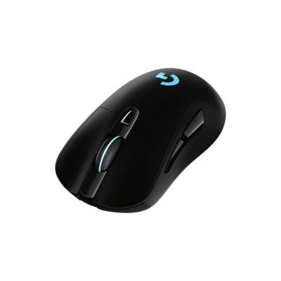 Logitech G703 Lightspeed Kabellose Gaming Maus Anthrazit Powerplay 910-005093