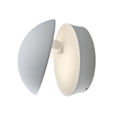Osram Endura Style Cover Round LED-Außenwandleuchte weiß
