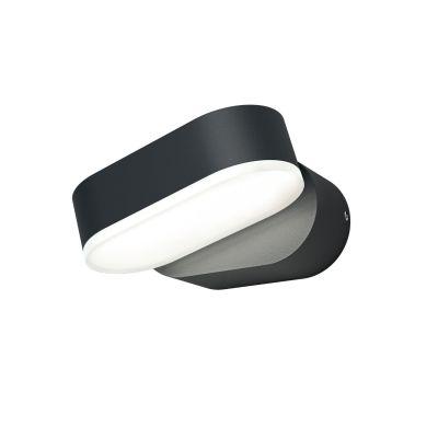 Osram Endura Style Mini Spot I LED-Außenwandleuchte grau