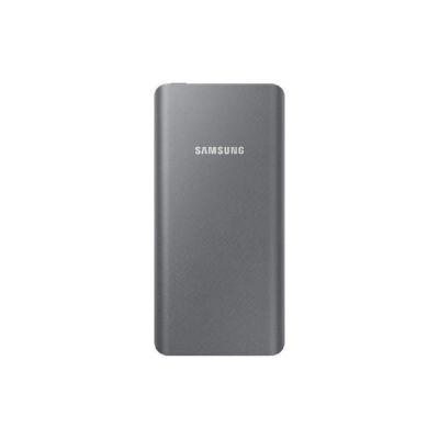Samsung Powerbank 5.000 mAh, Micro-USB Anschluss, grau - Preisvergleich